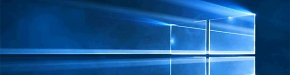 Windows 10 standaard afbeelding bureaublad