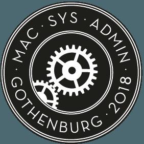 Logo MacSysAdmin 2018